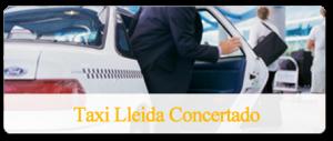 Taxi concertado en Lleida