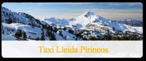 Taxi en Lleida pirineos