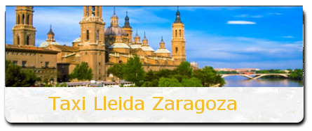 Taxi de Lleida a barcelona